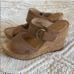 Born Wedge Shoes